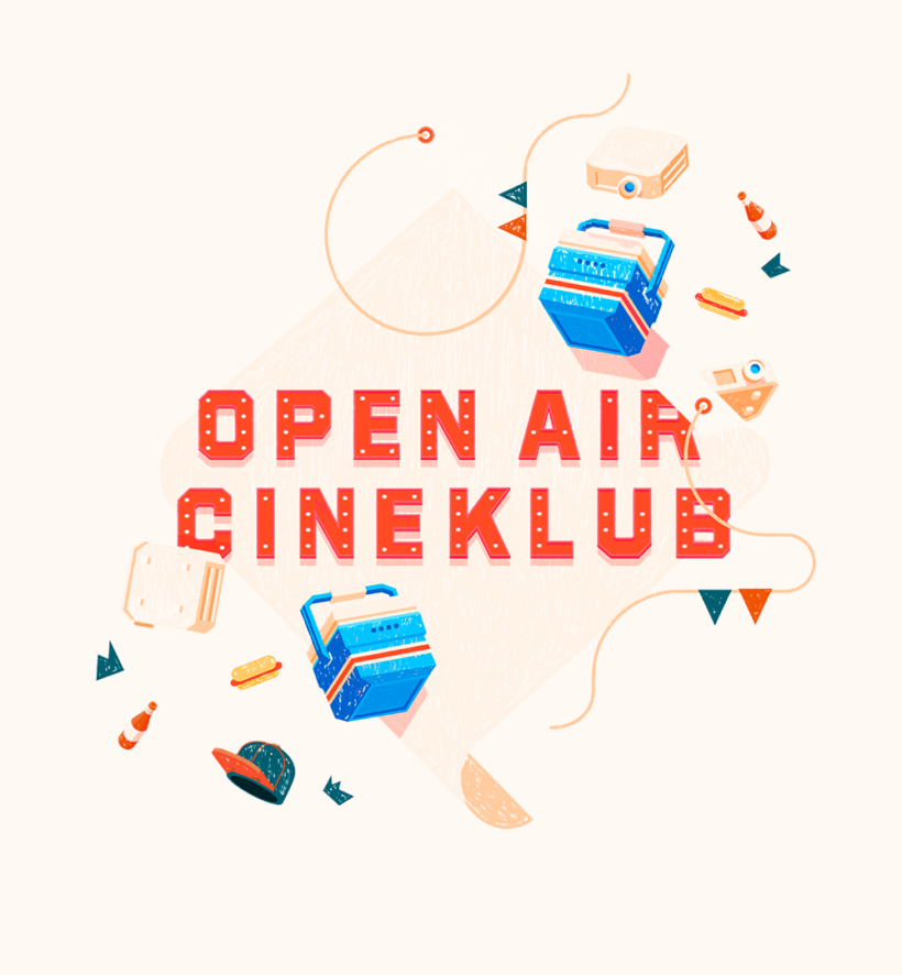 Open Air Cineklub